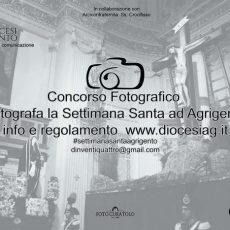 Concorso Fotografa la Settimana Santa ad Agrigento